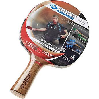 Ракетка для настольного тенниса Donic Persson 600, пробковая ручка