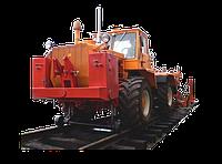 Путевая машина УПМ-1 на базе трактора ХТЗ-150К-09-25