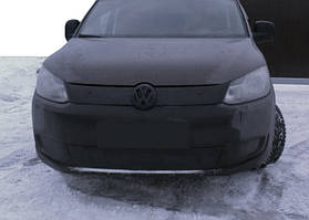 Зимняя решетка верхняяя Caddy 2010 / Зимние накладки Фольксваген Кадди