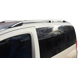 Рейлинги Skyport Grey V1 Fiat Fiorino/Qubo 2008↗ гг. / Рейлинги Фиат Кубо