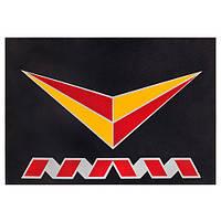 Брызговики для грузовых машин 585х400мм (птица) 2шт (97481)