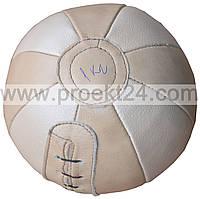Медбол (медицинский мяч) 2кг гост 21,5 см