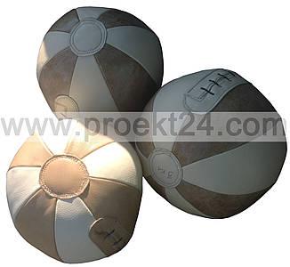 Медбол (медичний м'яч) 6кг