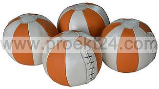 Медбол (медичний м'яч) 5кг