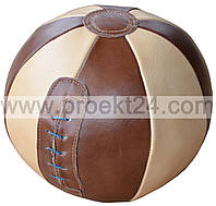 Медбол (медицинский мяч) 1кг гост 19 см