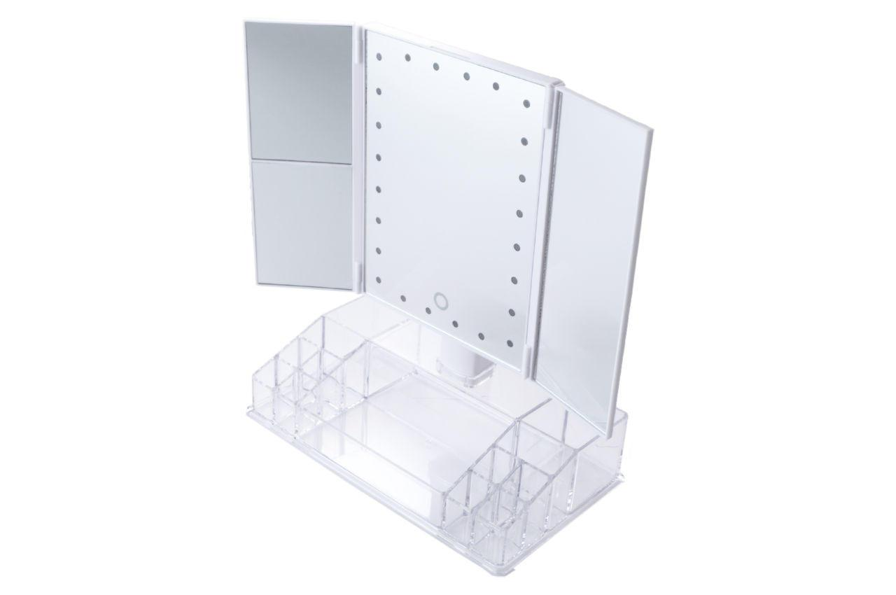 Зеркало с подсветкой Elite - 250 x 340 мм x 24 LED