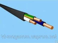 Кабель  ВВГнг 3х4 (Меганом)