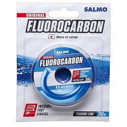 Леска моно зимняя Salmo FLUOROCARBON 30м (4508)