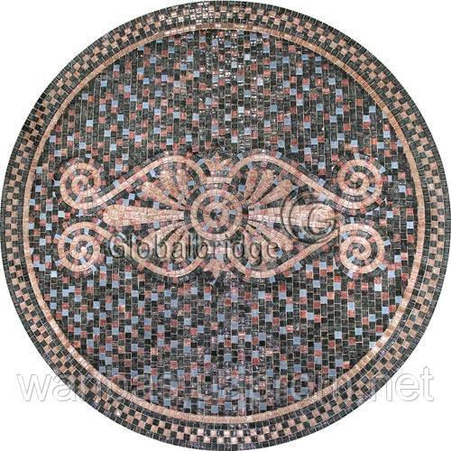 Картины из Китайской мозаики
