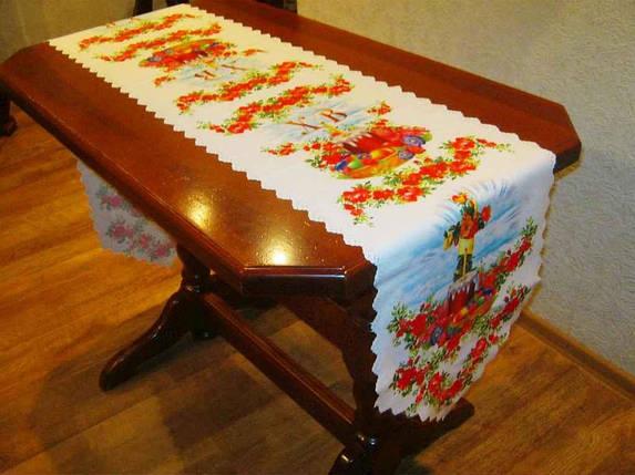 Доріжка на стіл великодня 36х210см, арт.22 ТМ BELLO-PRINT, фото 2