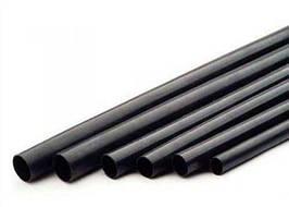 Термоусадочная трубка c клеем ТТК3х1 2.4/0.8 черная TechnoSystems TNSy5502653