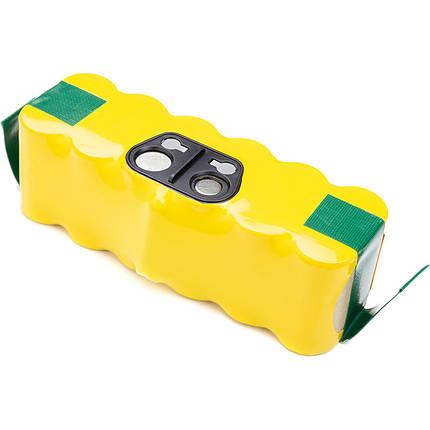 Акумулятор PowerPlant для пилососа iRobot Roomba 500, 510 14.4 V 3Ah Ni-MH (JYX-RMB500), фото 2
