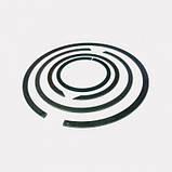 Кольцо пружинное наружное 22 ГОСТ 13940-86, фото 2