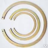 Кольцо пружинное наружное 22 ГОСТ 13940-86, фото 3