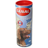 Sanal Calcium Plus 300 г -витамины для собак (SD2005) в таблетках