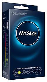 Презервативи Мой размер My size (49 мм) 10 шт