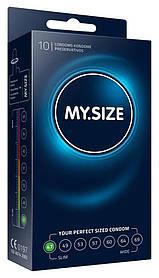 Презервативи Мой размер My size (47 мм) 10 шт