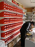 Стеллажи для магазинов стройматериалов