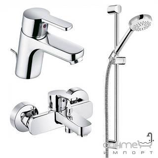 Смесители Kludi Акционный набор смесителей Kludi Logo Neo для ванны