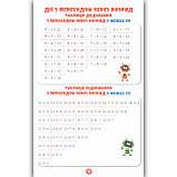 Математика у схемах і таблицях 2 клас Авт: Васильєва Д. Вид: Освіта, фото 3