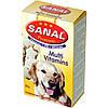 Sanal Multivitamins Премиум 85 таб. /100 г -витамины для собак (SD2700)
