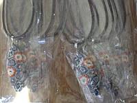 Кулон каучуковый на каучуковом шнурке