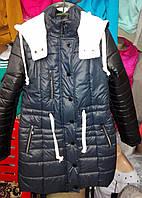 Курточка воротник стойка капюшон съемный