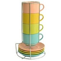 Набор чайный 9 предметов Оселя 24-267-003