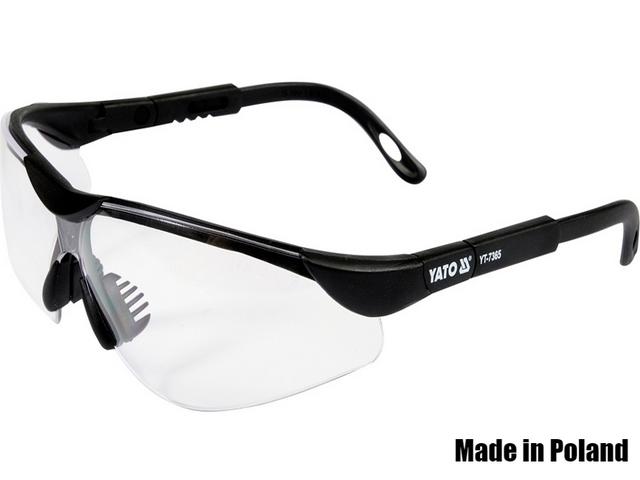 Защитные очки  Yato YT-7365
