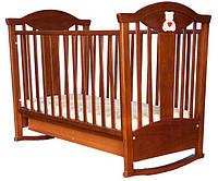 Детская кроватка-качалка Funny Bears, фото 1