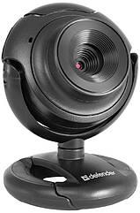 Webcam Defender G-lens 2525HD 2Mp Silver USB (код 86235)