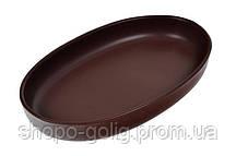 Форма для випечки овальная 32см Табако керамика.TM Keramia.