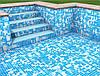 Плівка ПВХ для басейну ALKORPLAN 3000 BYSANCE, фото 2