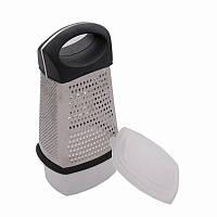 Тёрка прямоугольная с пластмассовой емкостью Krauff 26-184-016