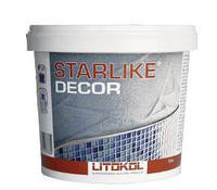 Litokol STARLIKE DECOR - добавка в Starlike для выполнения штукатурки 125 гр (STRDCR0125 )