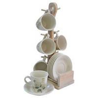 Набор кофейный Hortensie 13 предметов Krauff 24-269-050