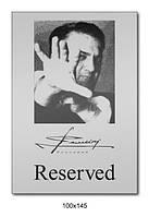 Табличка резерв для ресторана