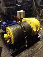 Лебедка электрическая монтажно-тяговая ЛМ ( до 5 тонн )