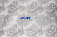 Мебельная ткань TUANA  WHITE - шенилл ( производство Аппарель)