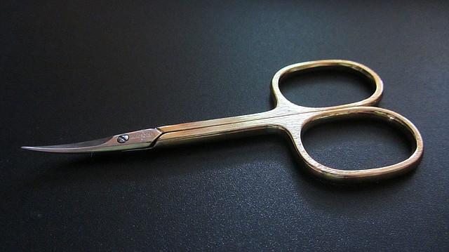 Ножницы для маникюра Niegelon 06-0505