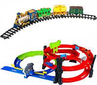 Автотреки и железная дорога
