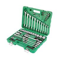 Профессиональный набор инструментов INTERTOOL ET-6077