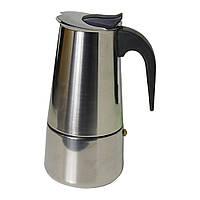 Кофеварка гейзерная UNIQUE UN-1902 KPSS-6