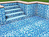Пленка ПВХ для бассейна ALKORPLAN 3000 PERSIA BLUE, фото 2