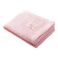 """Одеяло бамбуковое """"Ленивец"""" розовое BabyOno (5901435410806)"""