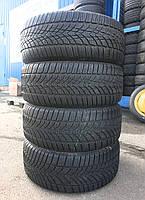 Шины б/у 225/55/17 Dunlop Sp Winter Sport 4-D