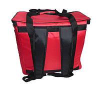 Термо рюкзак червоний