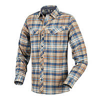 Рубашка с длинным рукавом Helikon-Tex® Defender Mk2 PILGRIM Shirt® - Ginger Plaid XL