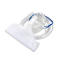 Кислородная маска с мешком для взрослых . Для подключения к кислородному концентратору