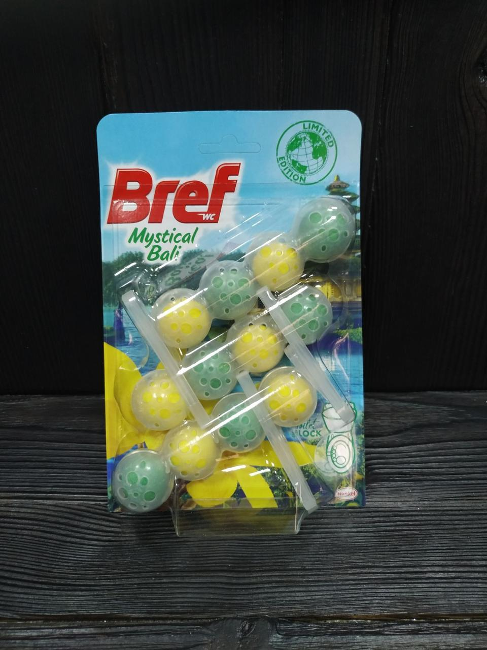BREF подвеска шарики  для унитаза 3*50 гр Mystical Bali